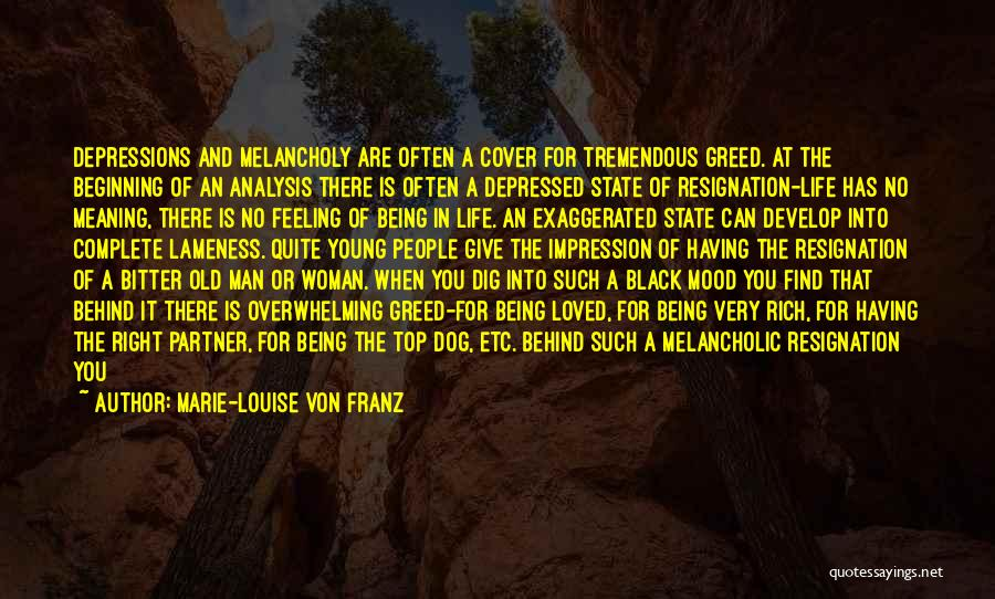 The Right Woman Quotes By Marie-Louise Von Franz