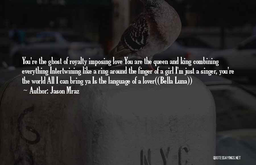 The Ring Finger Quotes By Jason Mraz