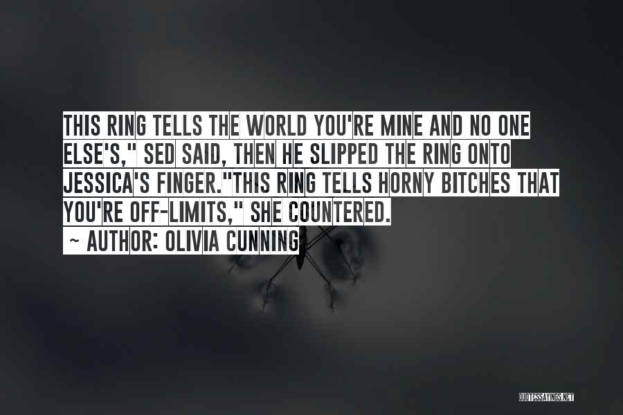 The Ring Finger Quotes By Olivia Cunning