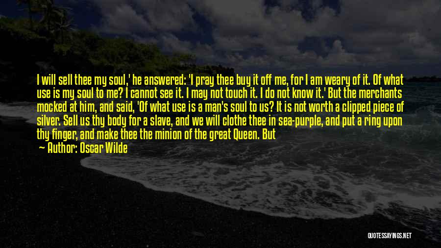 The Ring Finger Quotes By Oscar Wilde