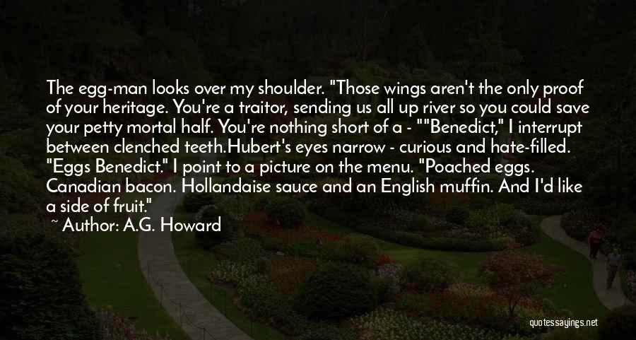 The River Between Us Quotes By A.G. Howard