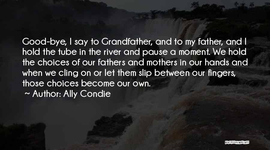 The River Between Us Quotes By Ally Condie