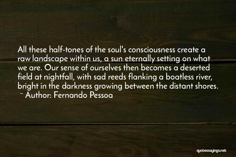 The River Between Us Quotes By Fernando Pessoa