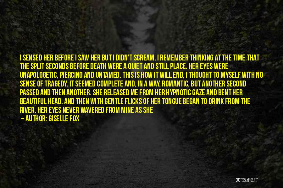 The River Between Us Quotes By Giselle Fox