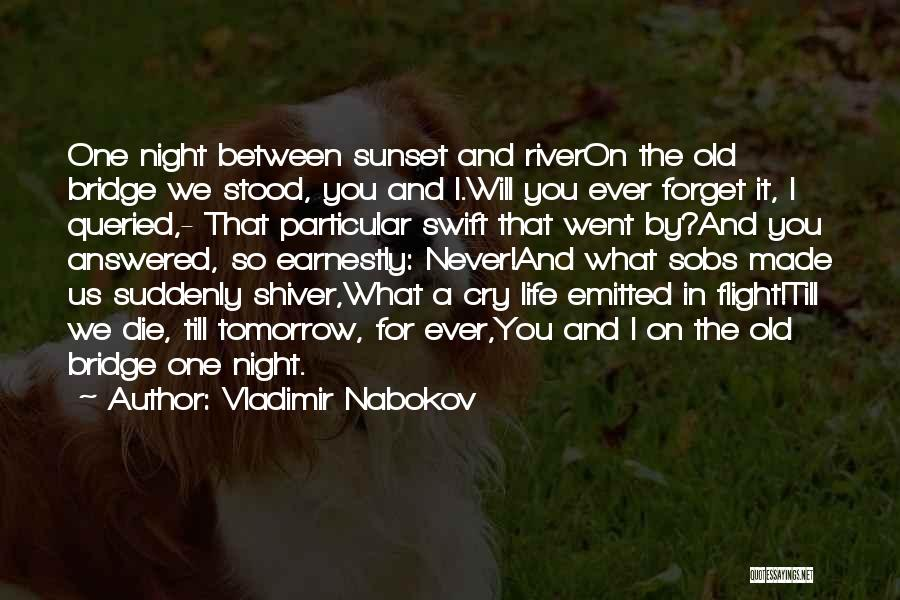 The River Between Us Quotes By Vladimir Nabokov