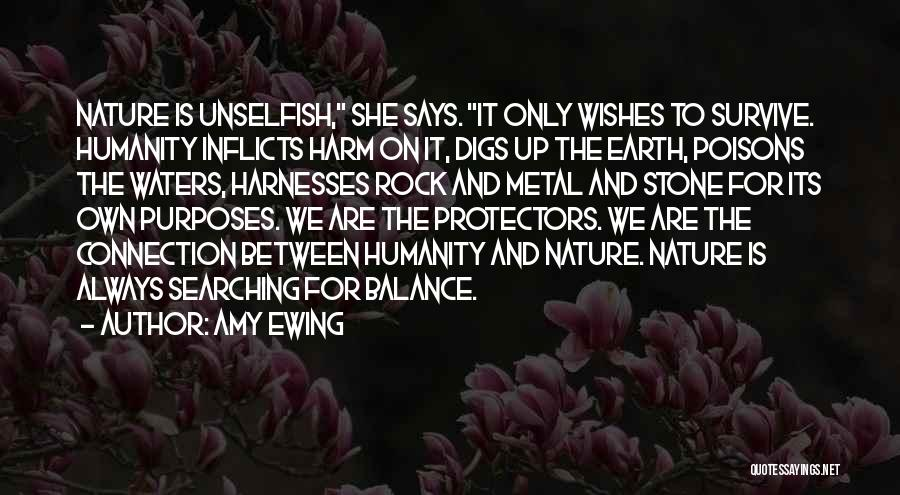 The Rock Says Quotes By Amy Ewing