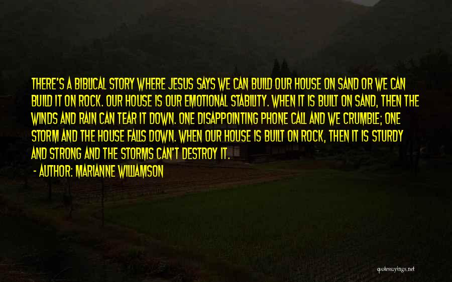 The Rock Says Quotes By Marianne Williamson