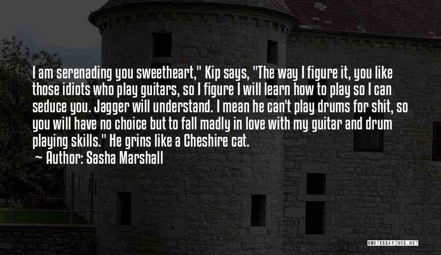 The Rock Says Quotes By Sasha Marshall