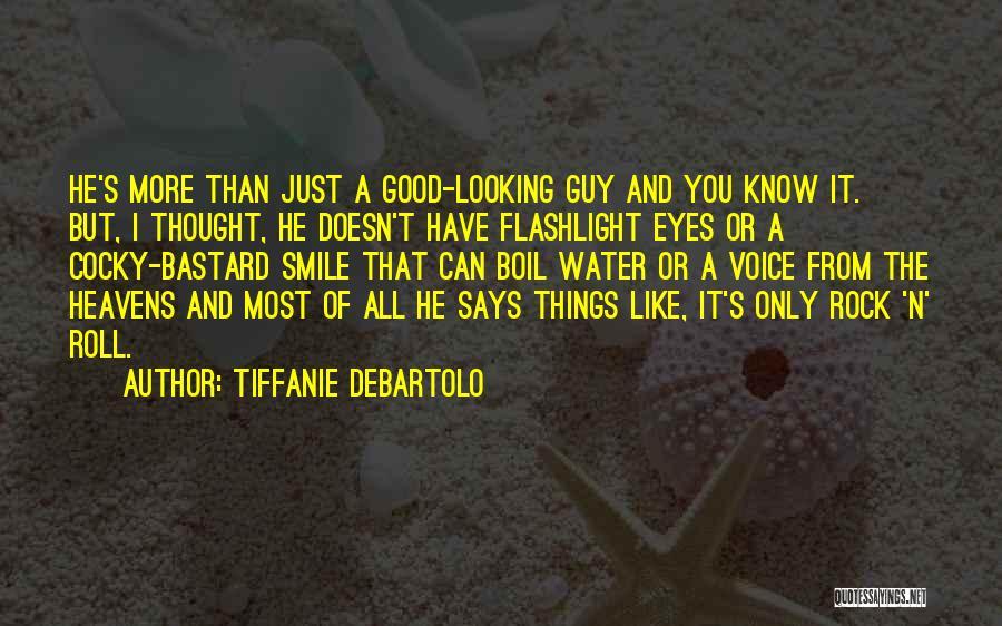 The Rock Says Quotes By Tiffanie DeBartolo