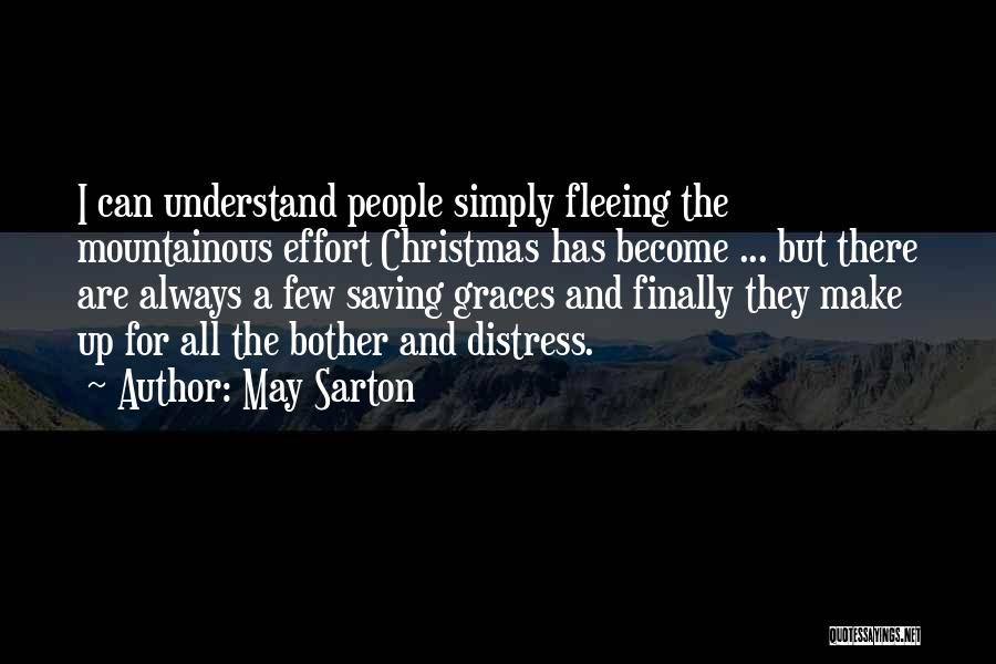 The Saving Graces Quotes By May Sarton