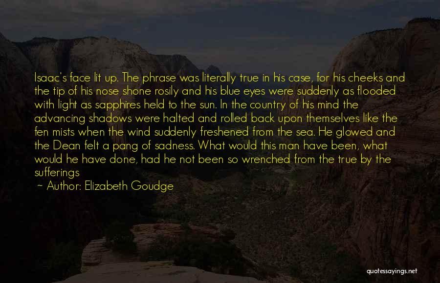 The Sea And Sun Quotes By Elizabeth Goudge