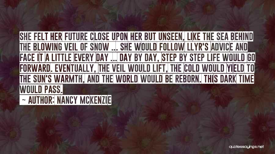 The Sea And Sun Quotes By Nancy McKenzie