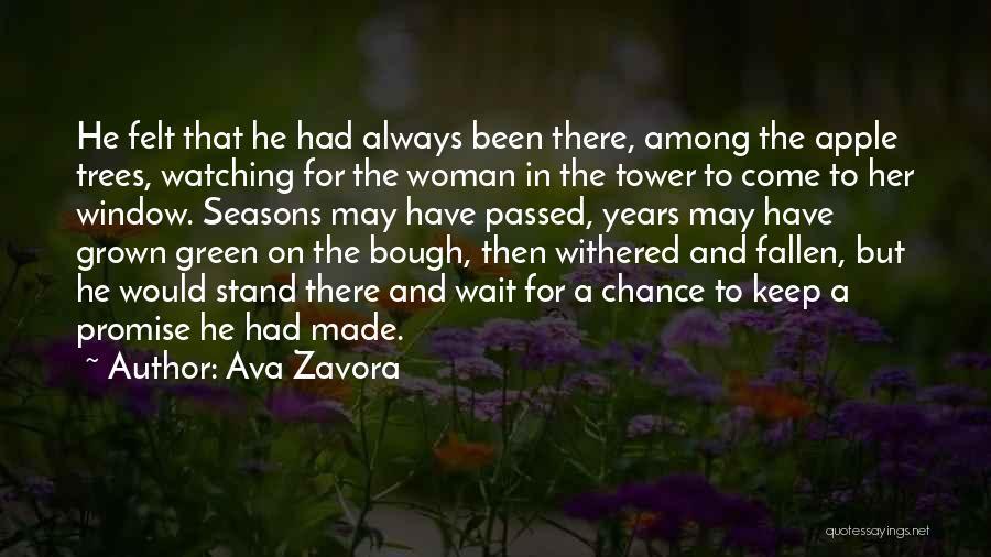The Seasons Quotes By Ava Zavora