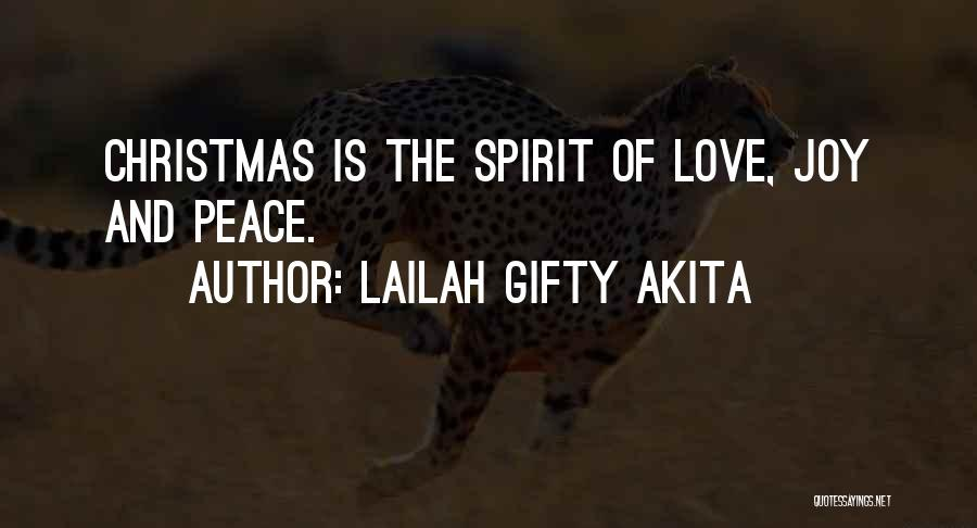The Seasons Quotes By Lailah Gifty Akita