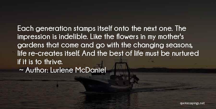 The Seasons Quotes By Lurlene McDaniel