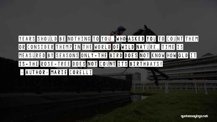The Seasons Quotes By Marie Corelli