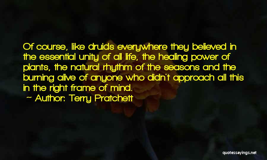 The Seasons Quotes By Terry Pratchett