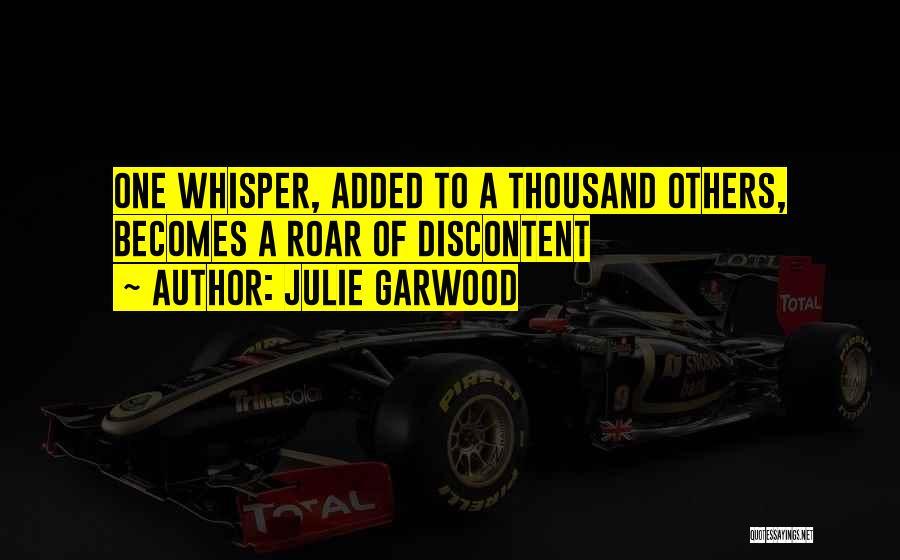 The Secret Julie Garwood Quotes By Julie Garwood