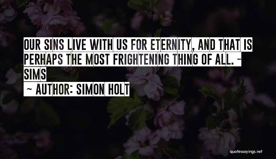 The Sims 3 Quotes By Simon Holt