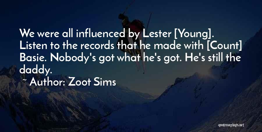 The Sims 3 Quotes By Zoot Sims
