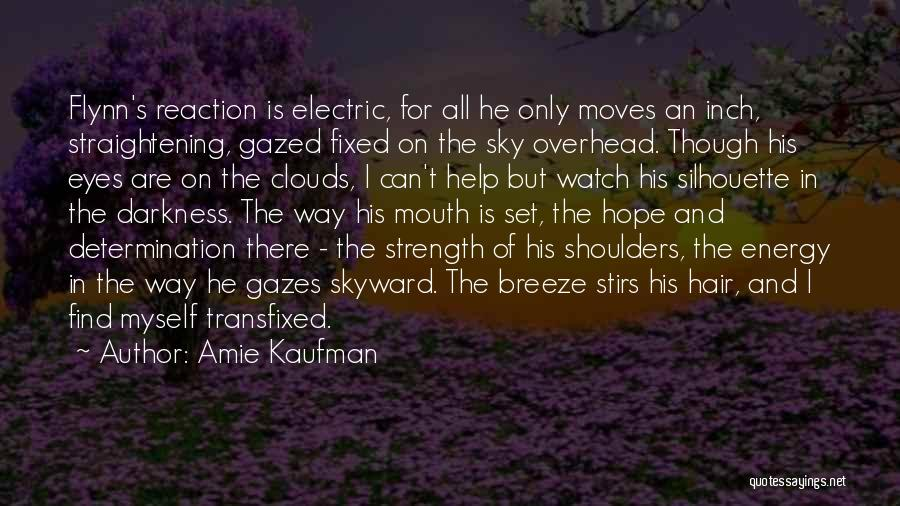 The Sky And Hope Quotes By Amie Kaufman