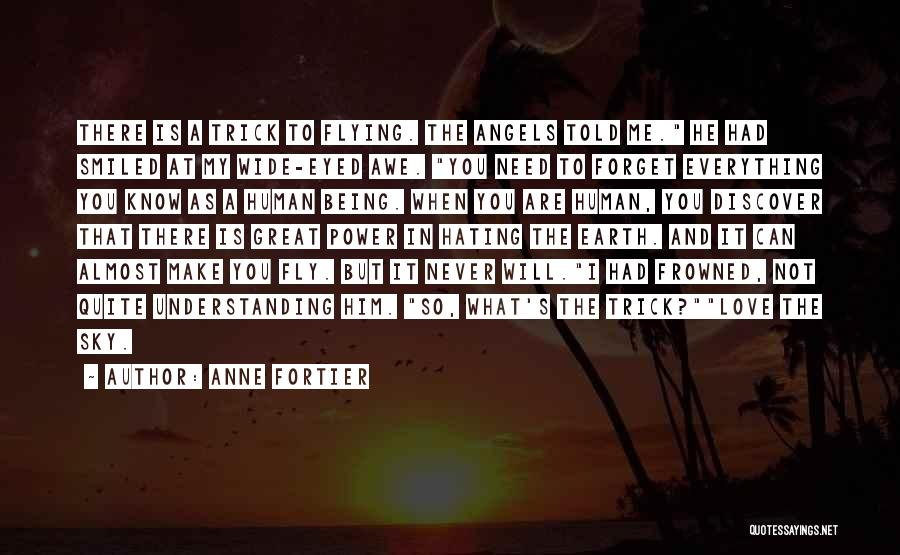 The Sky And Hope Quotes By Anne Fortier