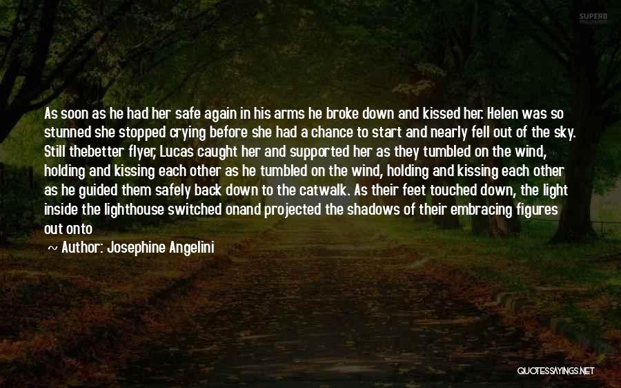 The Sky And Hope Quotes By Josephine Angelini