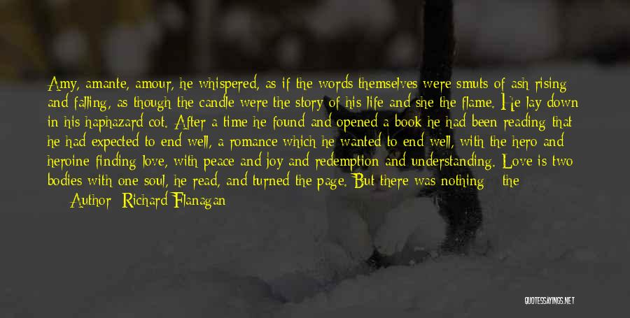 The Sky And Hope Quotes By Richard Flanagan