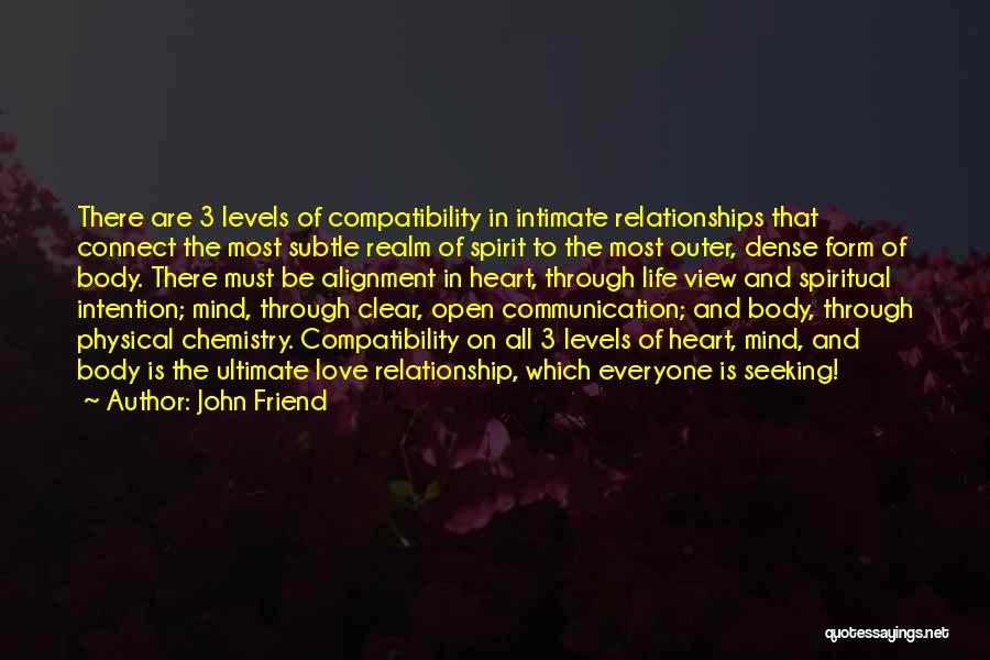 The Spirit Realm Quotes By John Friend