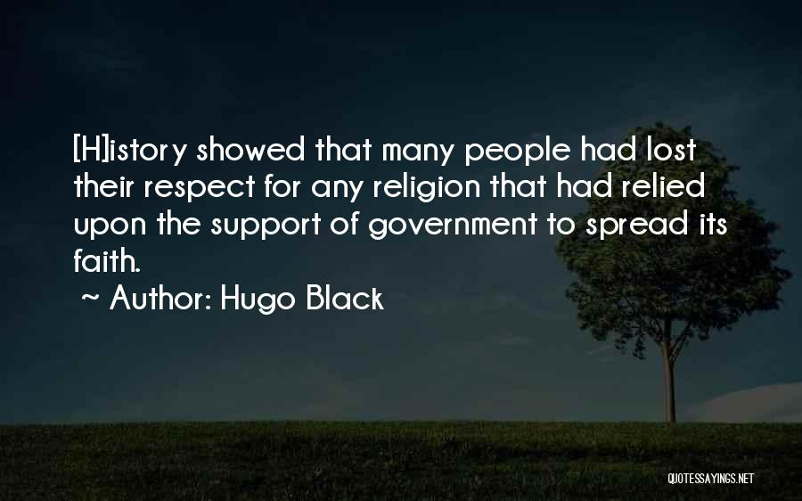 The Spread Quotes By Hugo Black