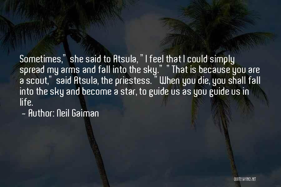 The Spread Quotes By Neil Gaiman