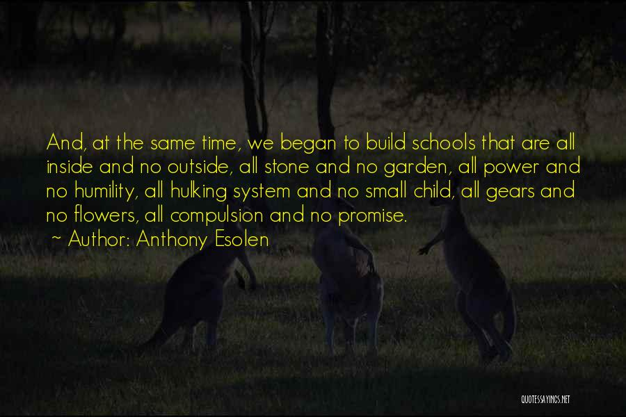 The Stone Child Quotes By Anthony Esolen