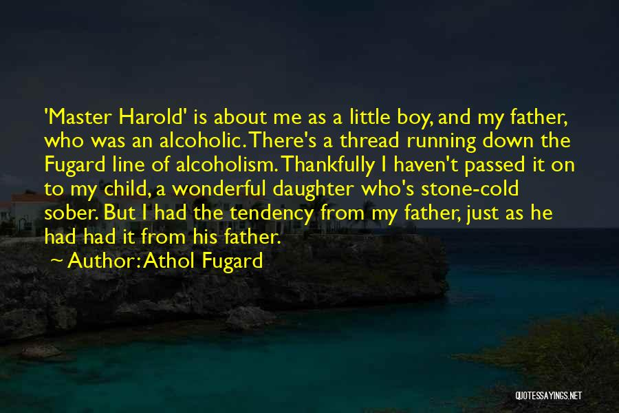 The Stone Child Quotes By Athol Fugard