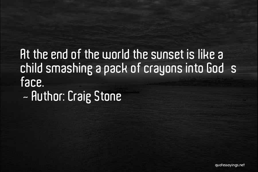 The Stone Child Quotes By Craig Stone