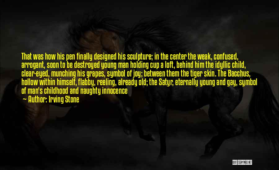 The Stone Child Quotes By Irving Stone