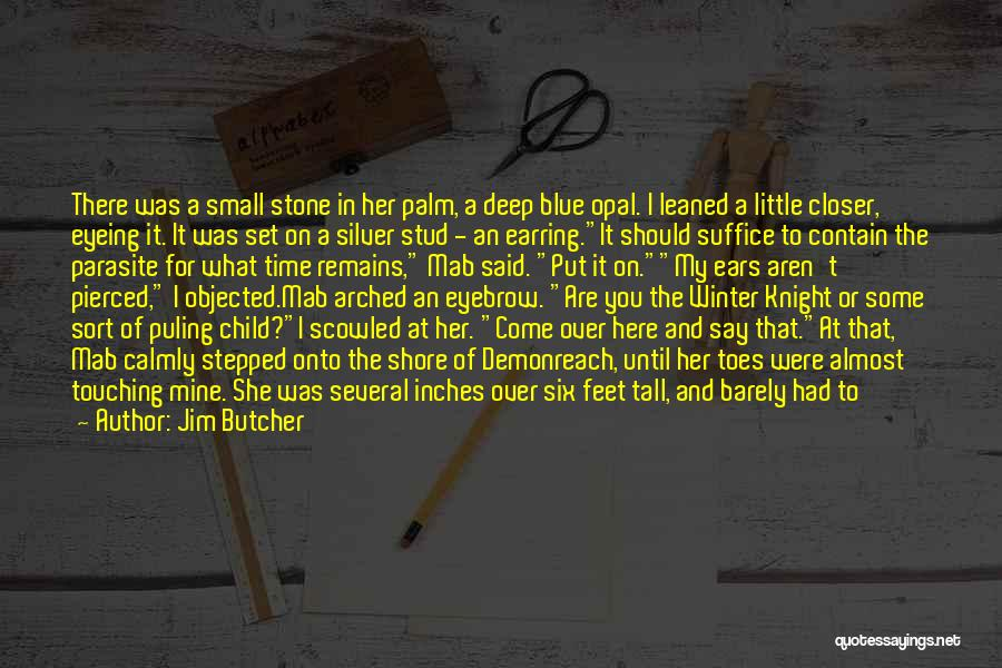 The Stone Child Quotes By Jim Butcher