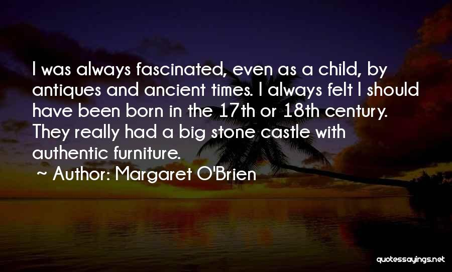 The Stone Child Quotes By Margaret O'Brien