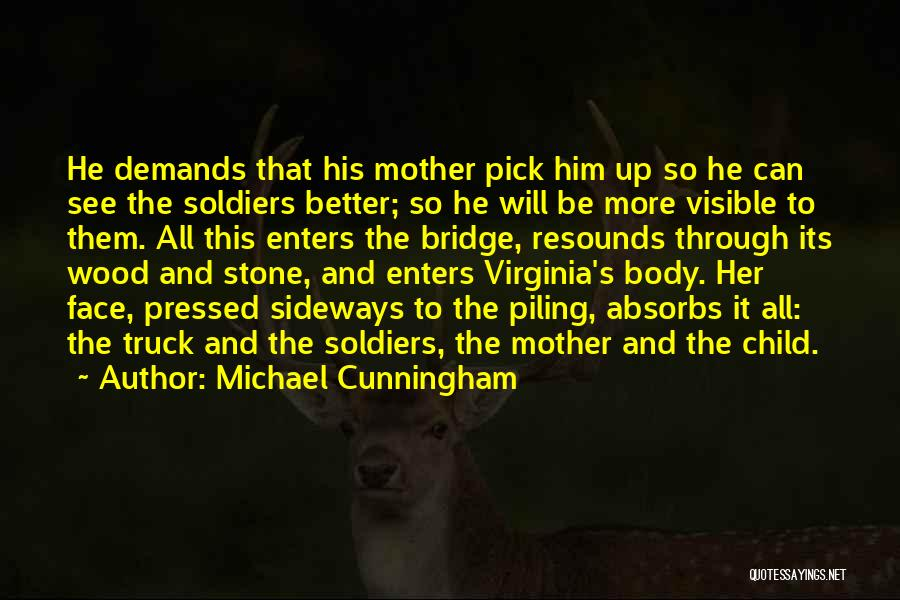 The Stone Child Quotes By Michael Cunningham