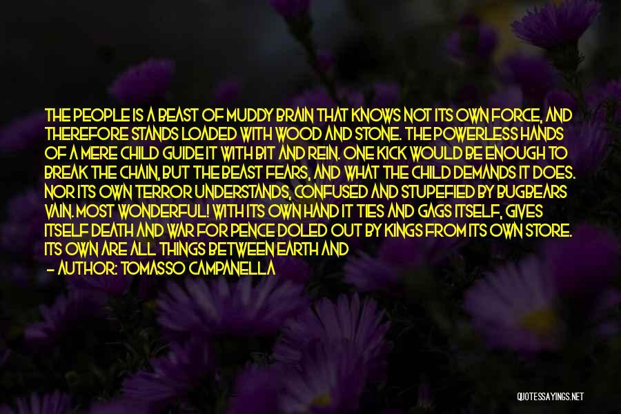 The Stone Child Quotes By Tomasso Campanella
