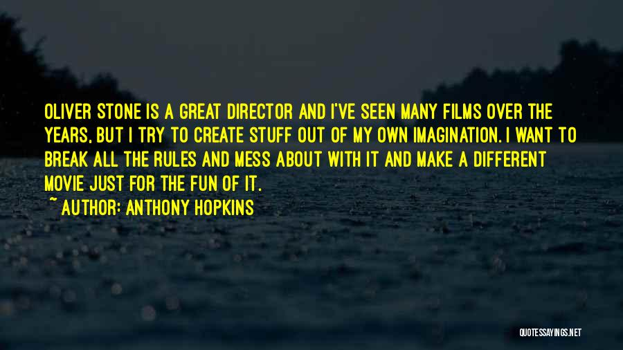 The Stuff Movie Quotes By Anthony Hopkins