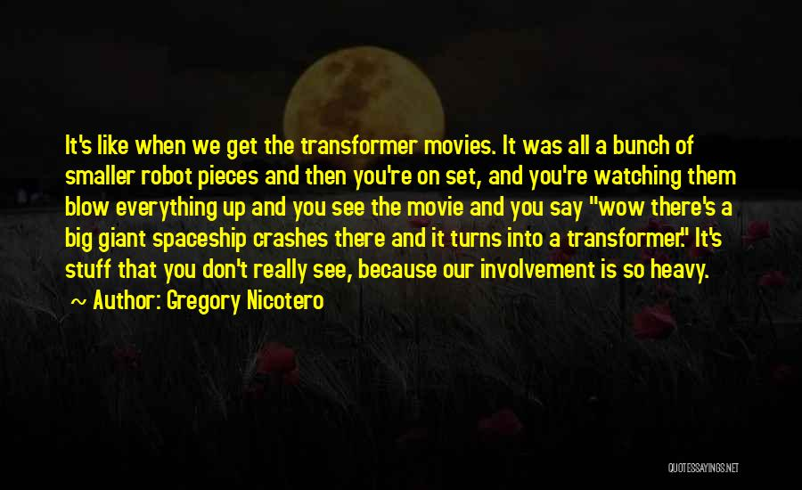 The Stuff Movie Quotes By Gregory Nicotero