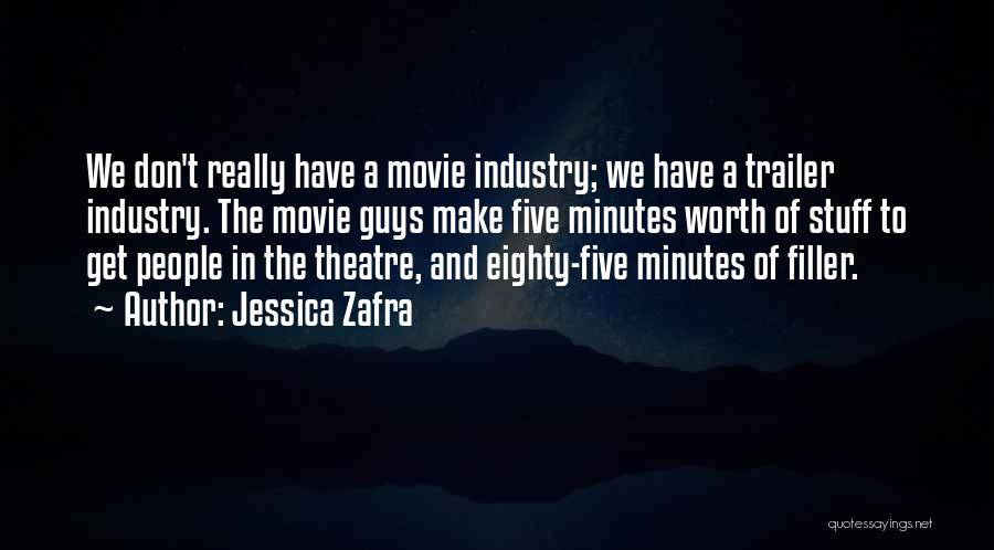 The Stuff Movie Quotes By Jessica Zafra