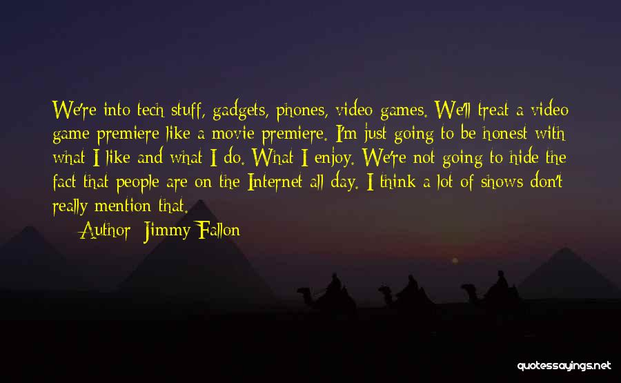 The Stuff Movie Quotes By Jimmy Fallon