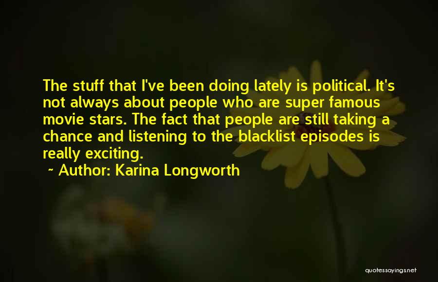 The Stuff Movie Quotes By Karina Longworth