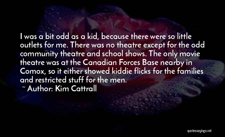 The Stuff Movie Quotes By Kim Cattrall