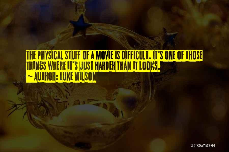 The Stuff Movie Quotes By Luke Wilson