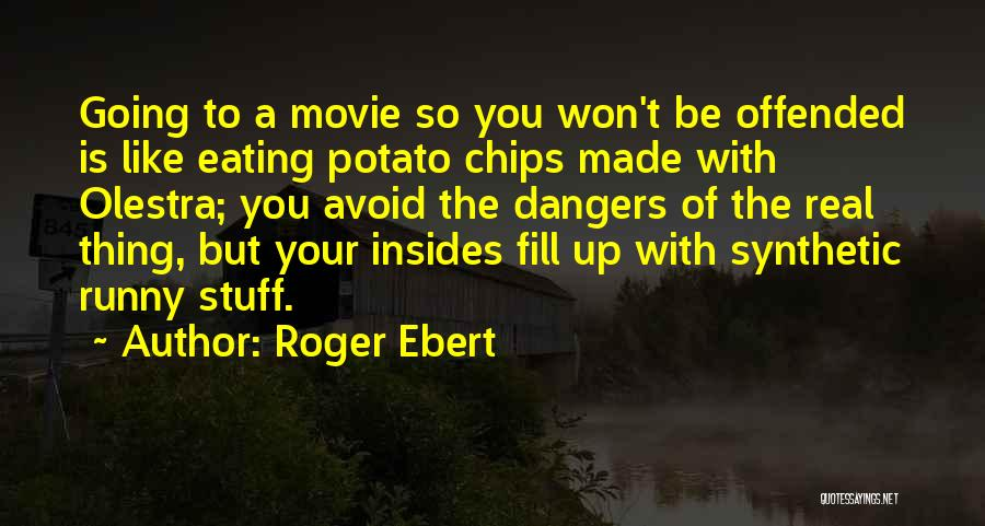 The Stuff Movie Quotes By Roger Ebert