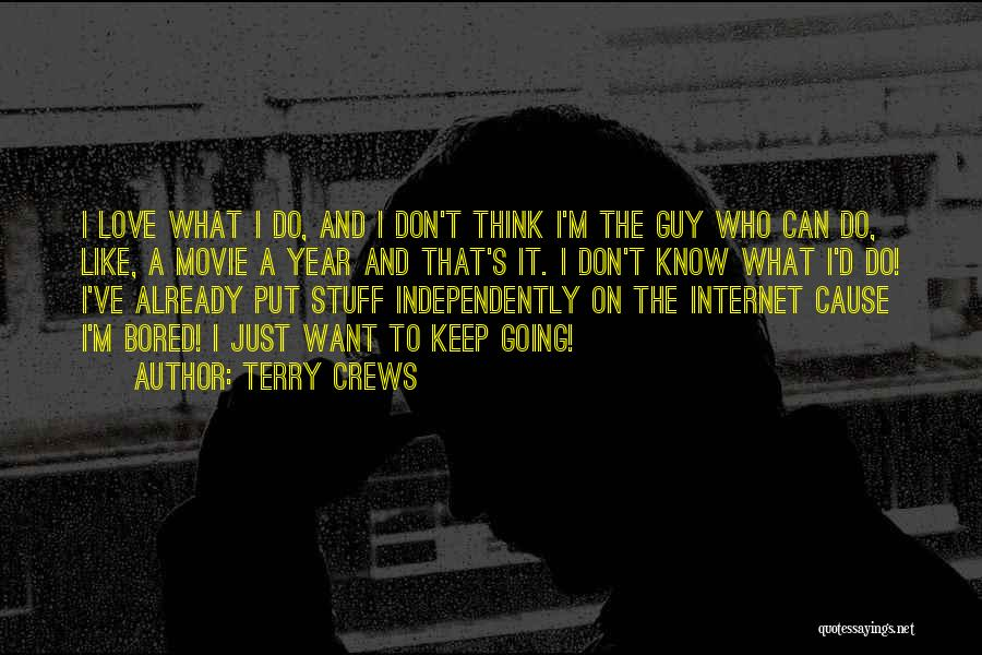 The Stuff Movie Quotes By Terry Crews