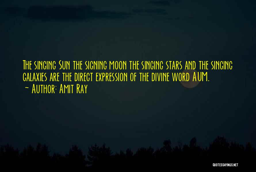 The Sun And Moon Quotes By Amit Ray