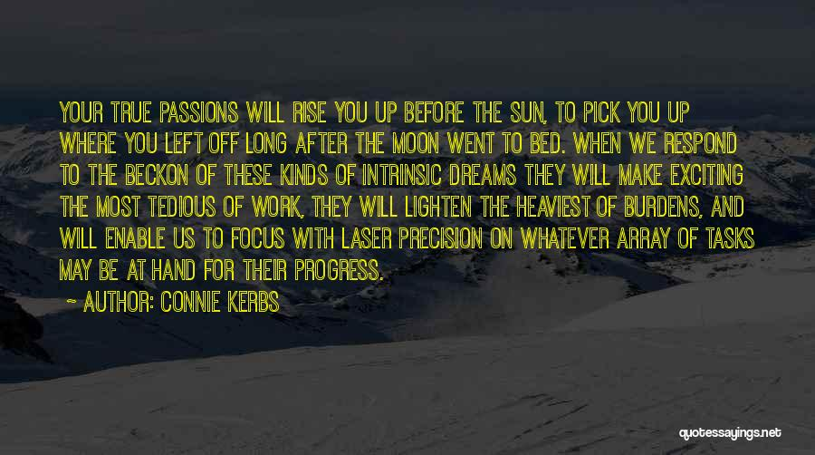 The Sun And Moon Quotes By Connie Kerbs